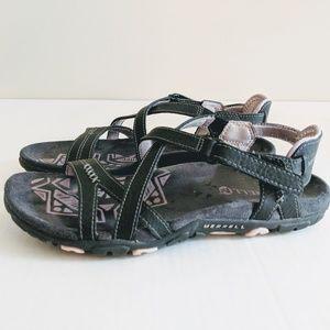 Merrell Strapped Velcro Sandal